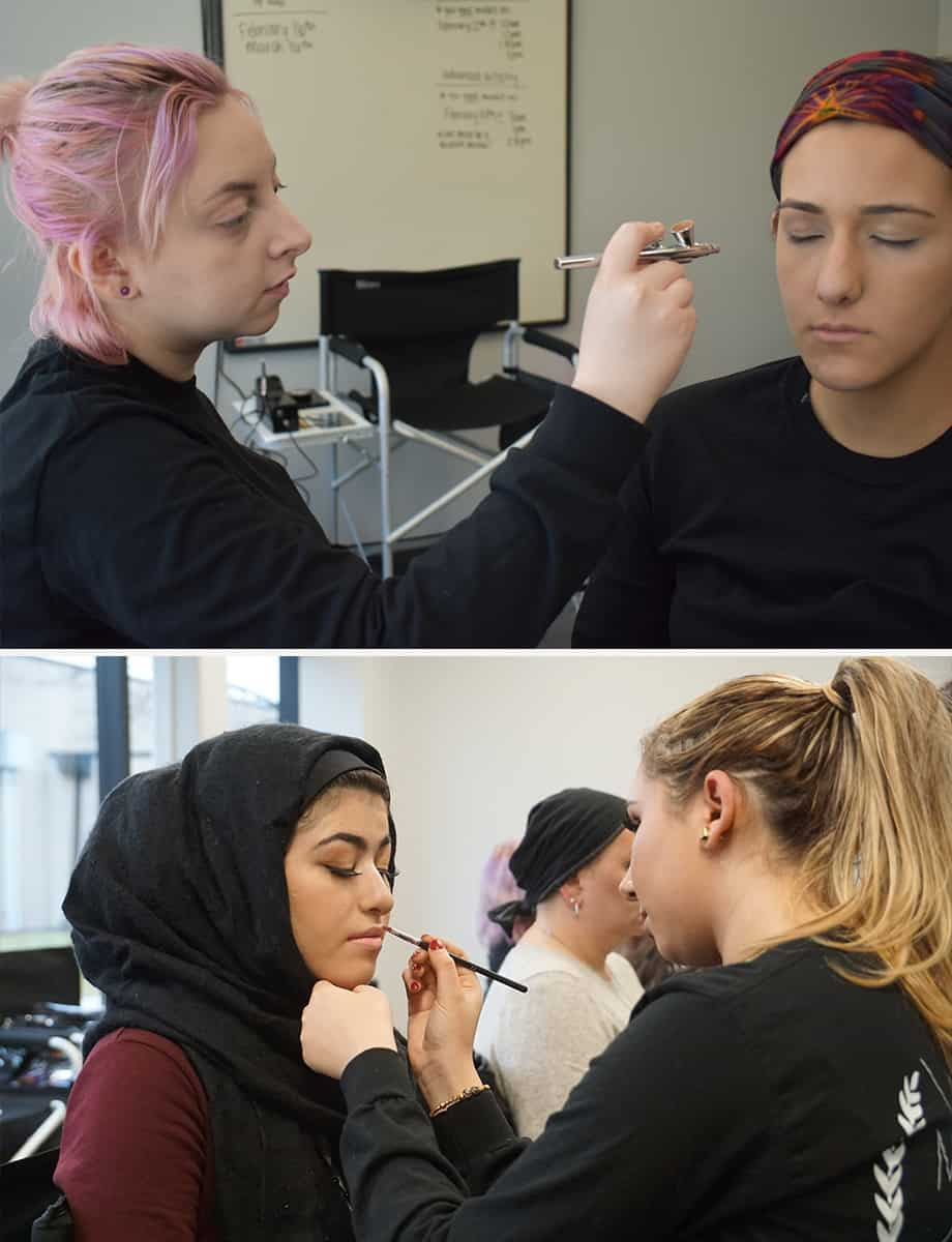 Core Beauty Makeup school